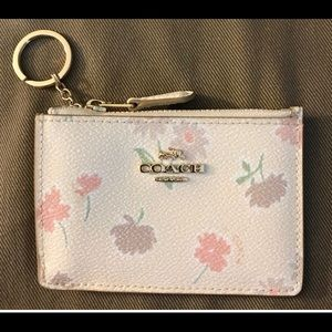 COACH small skinny ID Coin Card Case